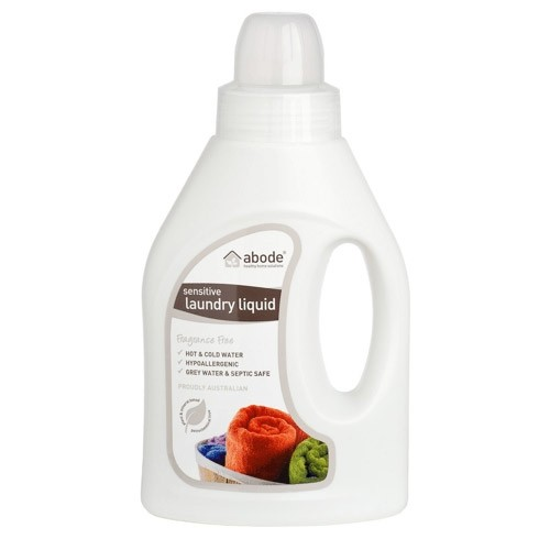 Abode Natural Laundry Liquid - 2L Sensitive Fragrance Free