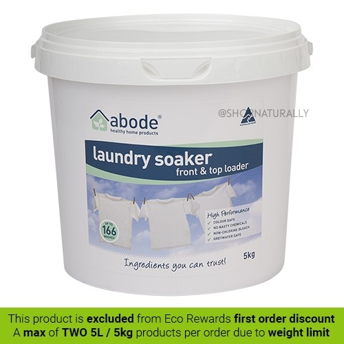 Abode Laundry Soaker - 5kg High Performance