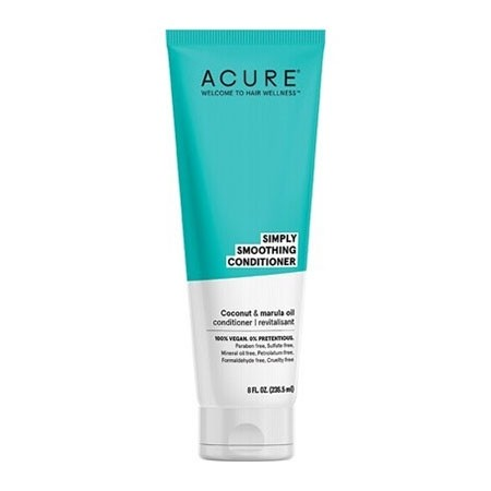 Acure Simply Smoothing Conditioner - Coconut & Marula Oil 236ml