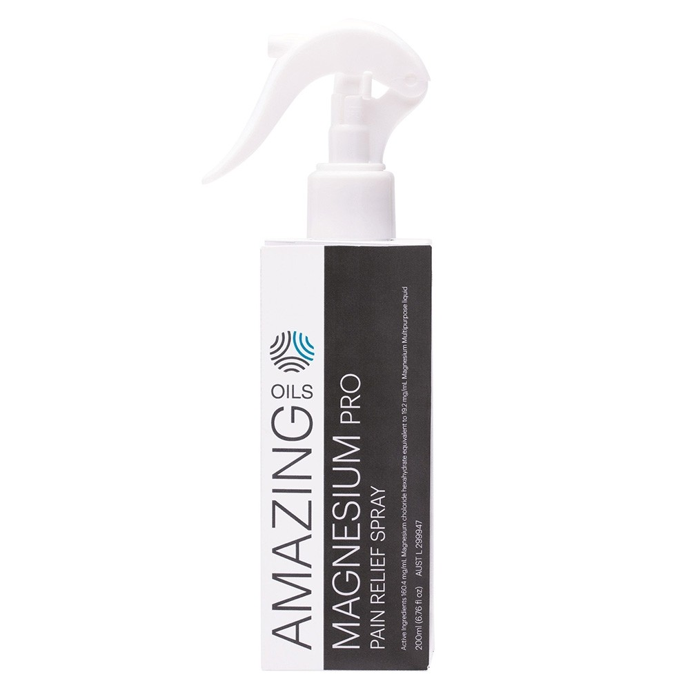 Amazing Oils Magnesium Pro Pain Relief Spray 200ml