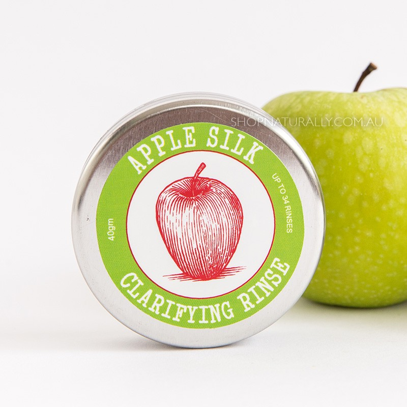 Beauty & The Bees Apple Silk Clarifying Rinse 40g