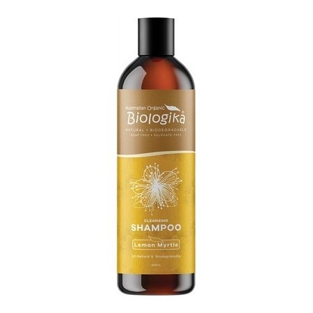 Biologika Bush Lemon Myrtle Shampoo 500ml