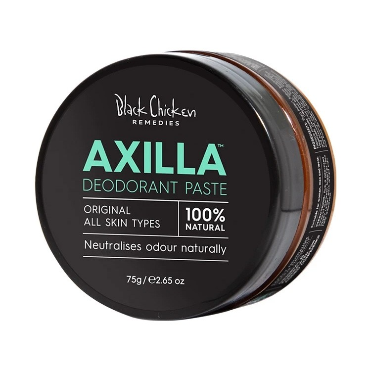 Black Chicken Axilla Natural Deodorant Paste - Original 75g