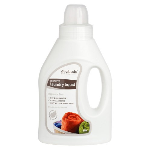 Abode Natural Laundry Liquid - 2L Lavender & Mint