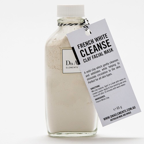DnA Elements French White Cleanse Clay Mask - 50g