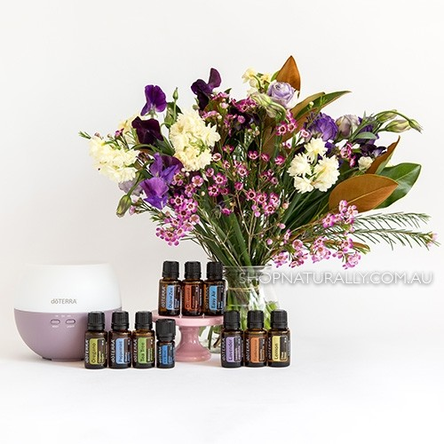 doTERRA Home Essentials Kit (wholesale access + 25% off future doTERRA orders)