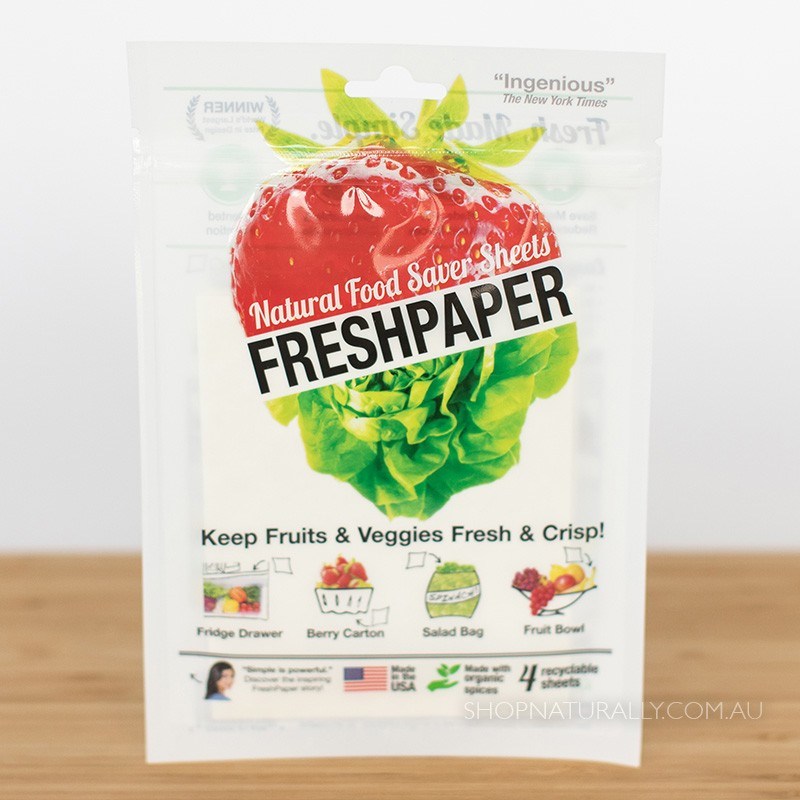 FreshPaper for Produce - 4 Sheets