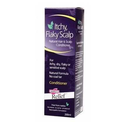 Hope's Relief Itchy Flaky Scalp Conditioner 200ml