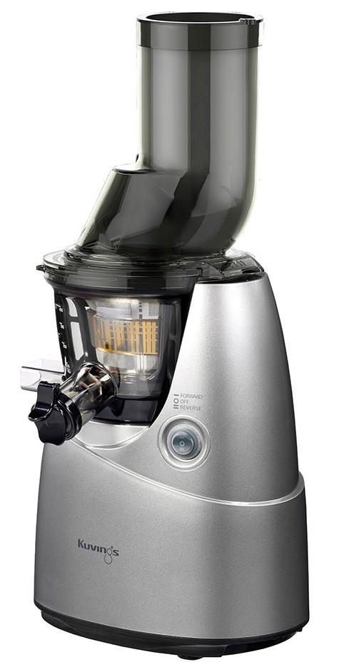 Kuvings Whole Fruit Silent Juicer B6000 (cold press) - silver
