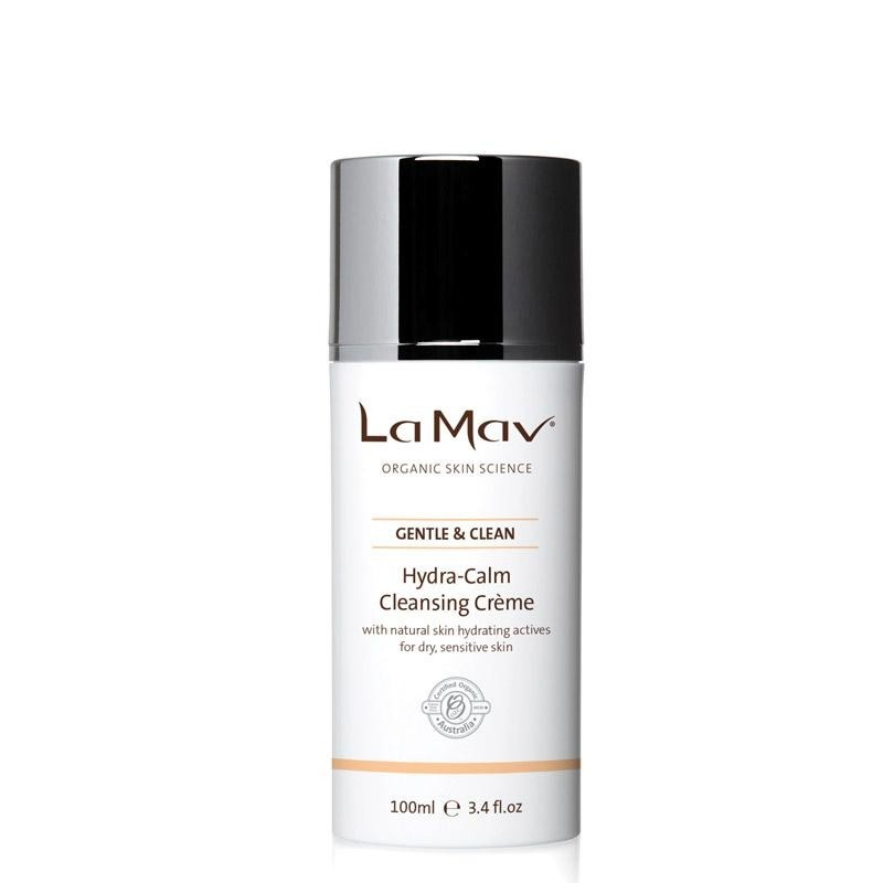 La Mav Organic Hydra Calm Cleansing Creme - 100ml