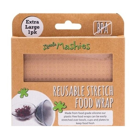 Little Mashies Reusable Silicone Food Wrap - XL