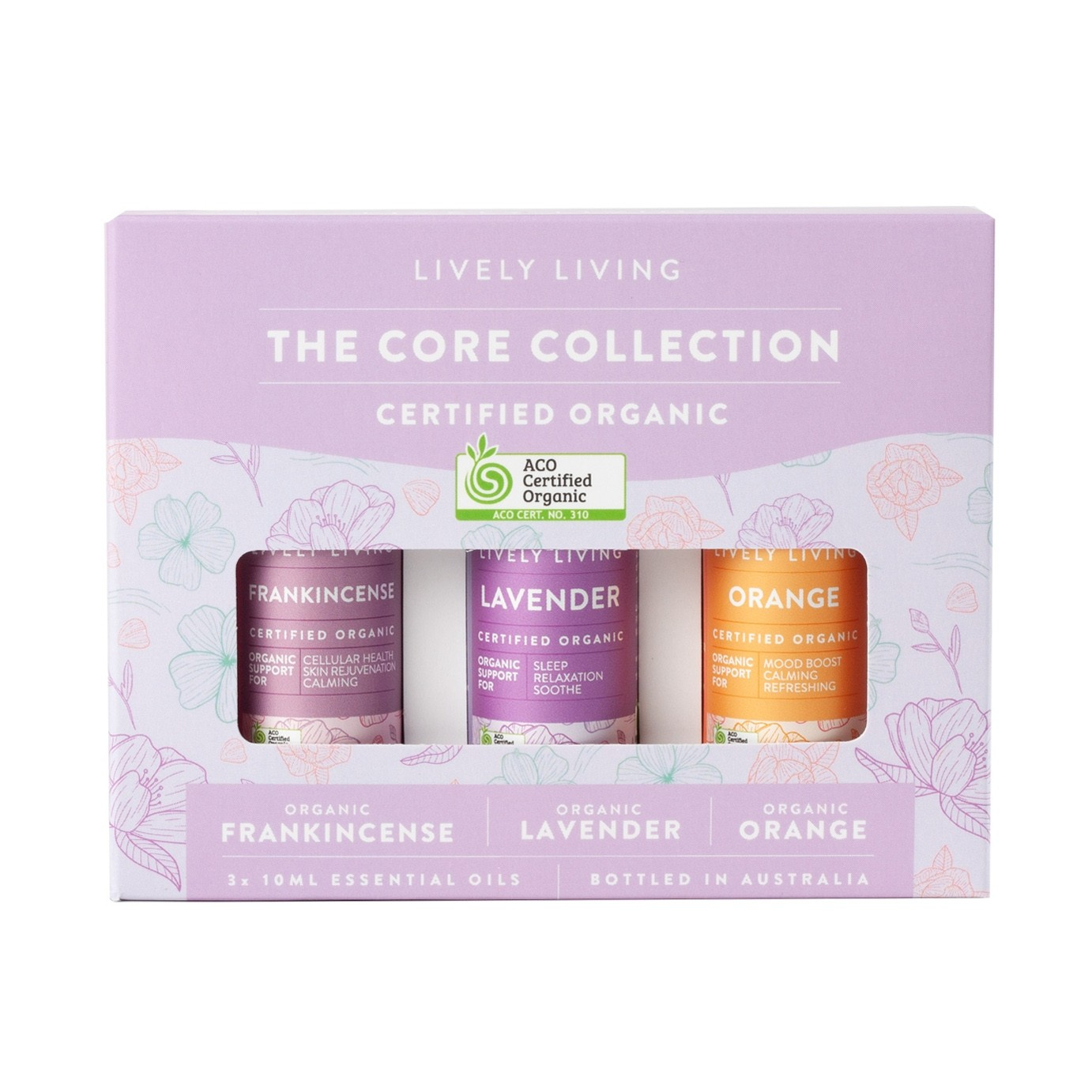 Lively Living Core Collection Trio Kit