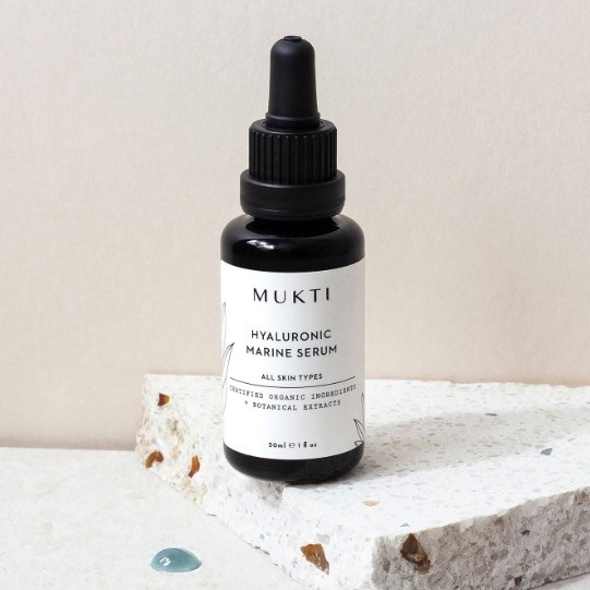Mukti Hyaluronic Marine Serum - 30ml
