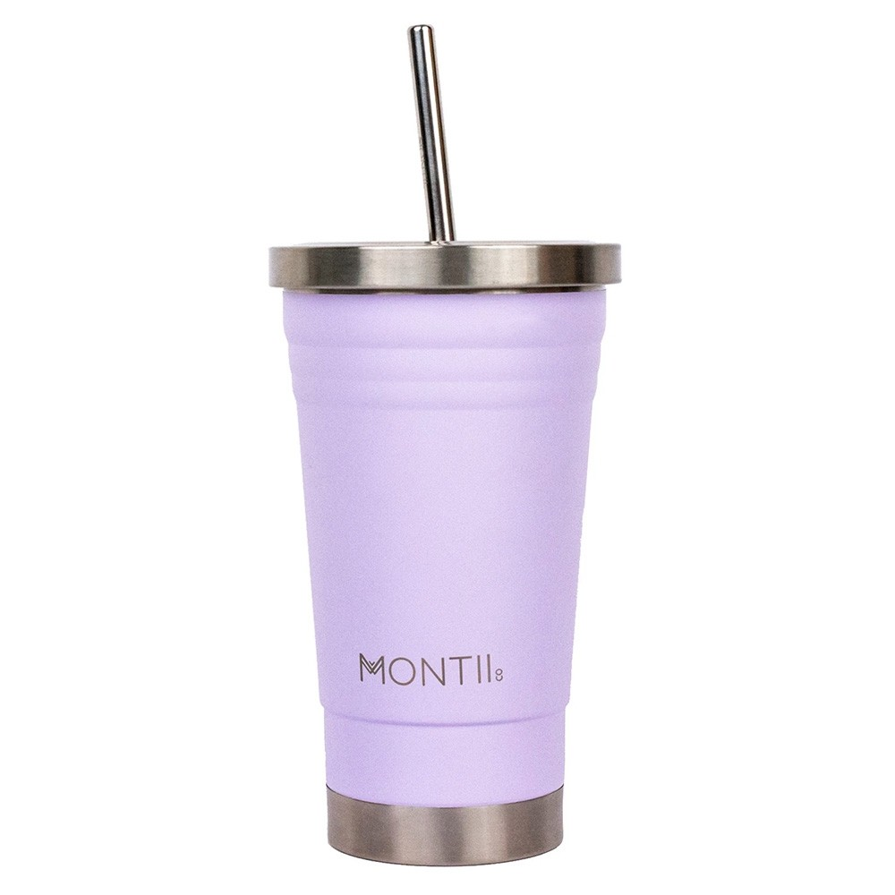 MontiiCo Smoothie Cup - 450ml Lavender