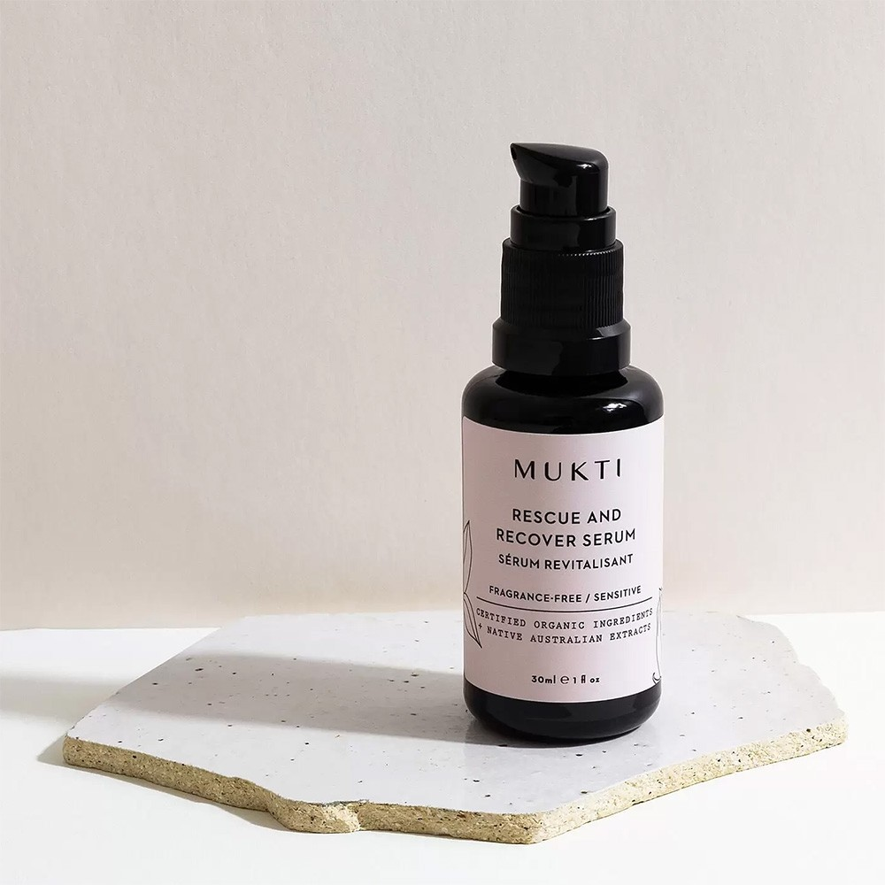 Mukti Rescue and Recover Serum 30ml