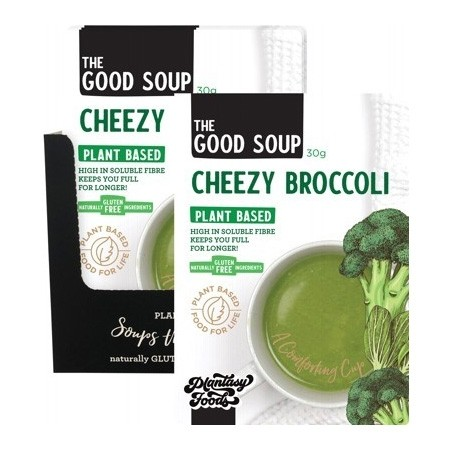 Plantasy Foods The Good Soup Cheezy Broccoli -30g