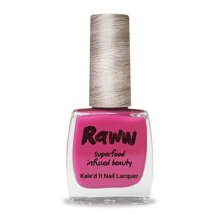 Raww Kale'd It 10-Free Nail Lacquer 10ml - Berry De-Light