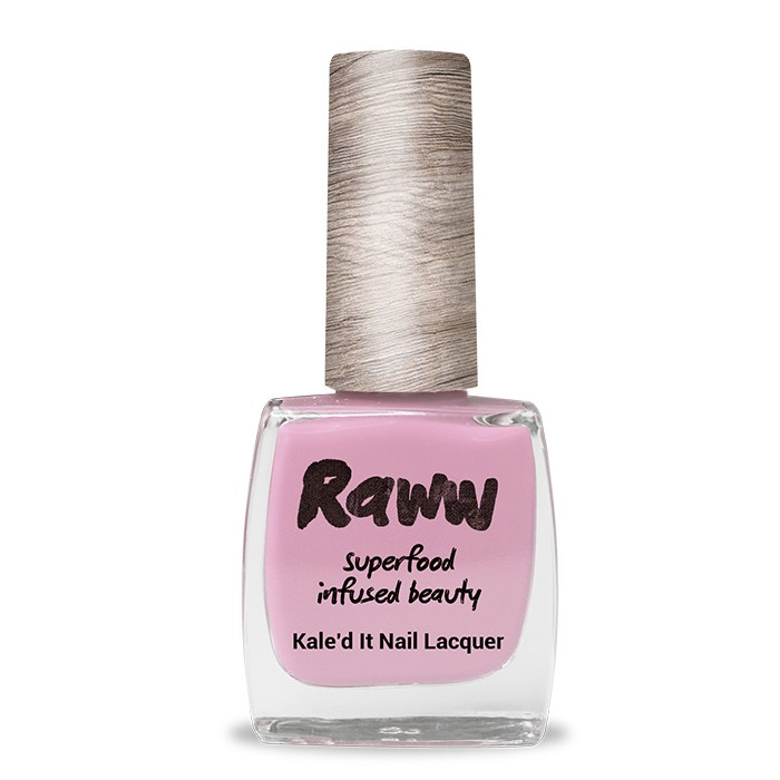 Raww Kale'd It 10-Free Nail Lacquer 10ml - Dusty Rosehip