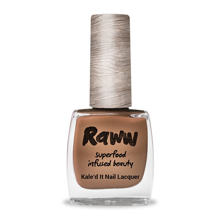Raww Kale'd It 10-Free Nail Lacquer 10ml - Now You Seed Me