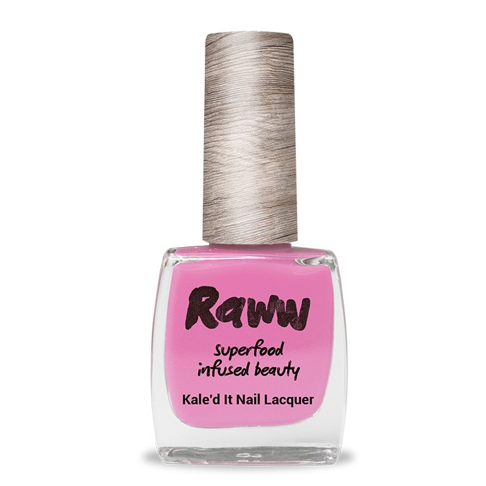 Raww Kale'd It 10-Free Nail Lacquer 10ml - Power Smoothie