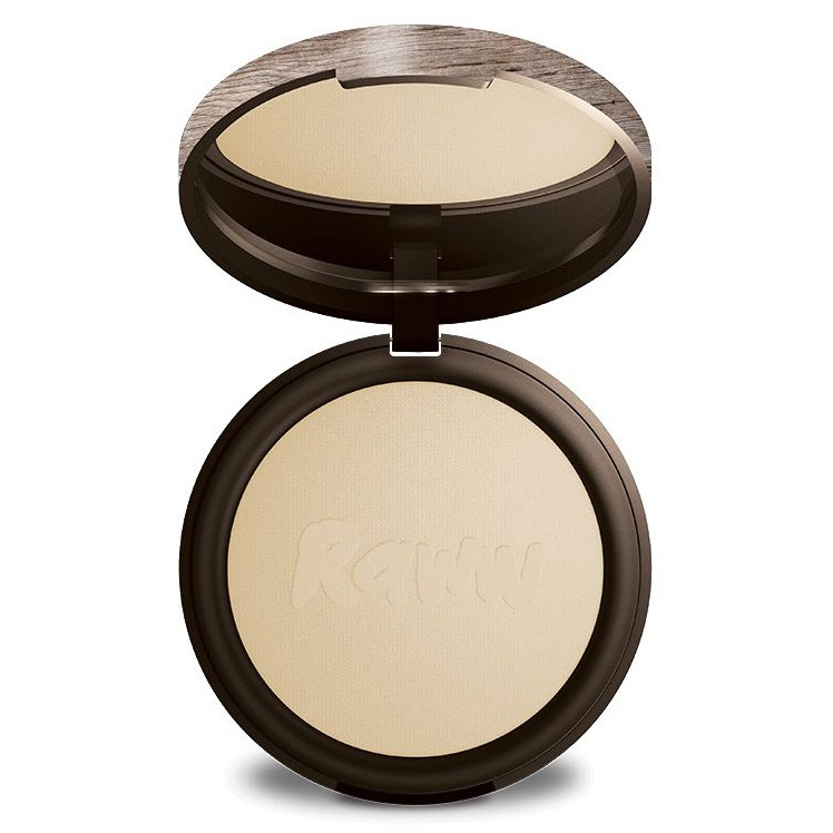 Raww From The Earth Pressed Mineral Powder 12g - Vanilla
