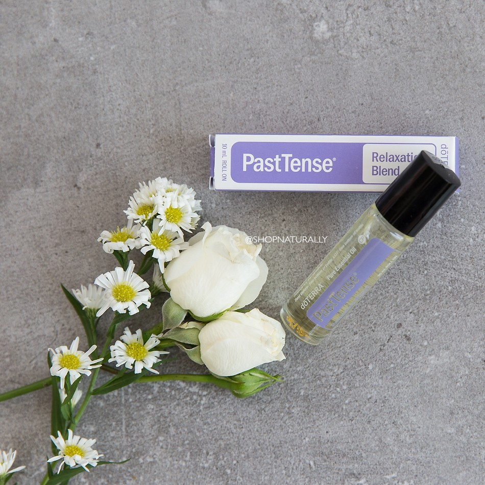 doTERRA PastTense Tension Relief Blend - 10ml Roll-on