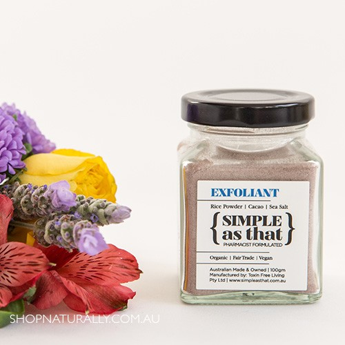 Simple As That Natural Exfoliant 100g