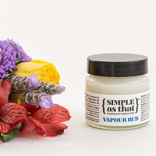 Simple As That Natural Vapour Rub 50g