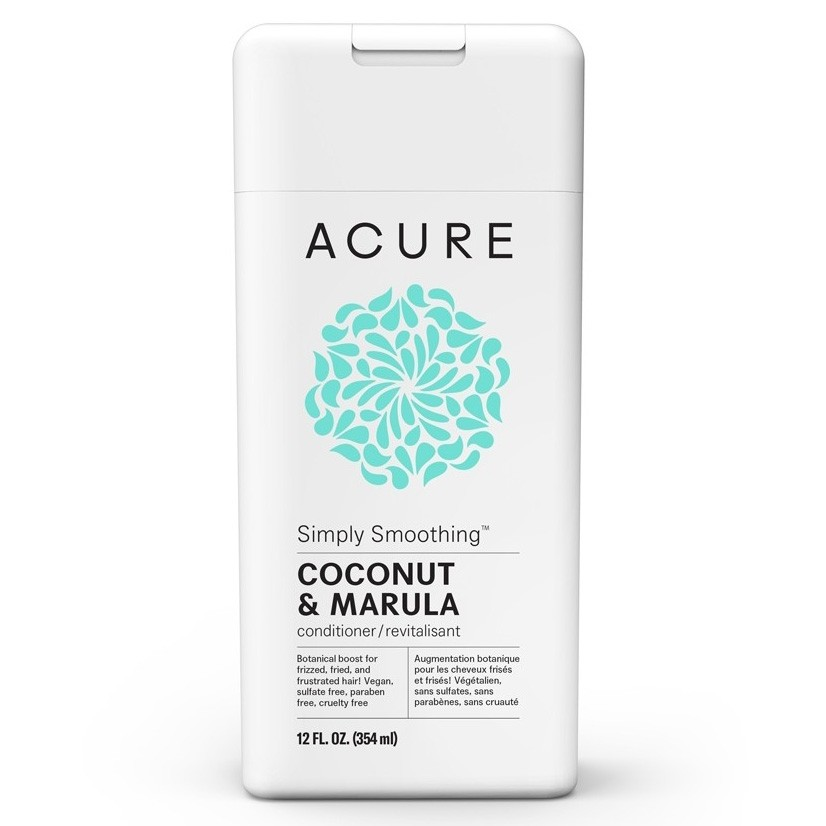 Acure Simply Smoothing Conditioner - Coconut 354ml
