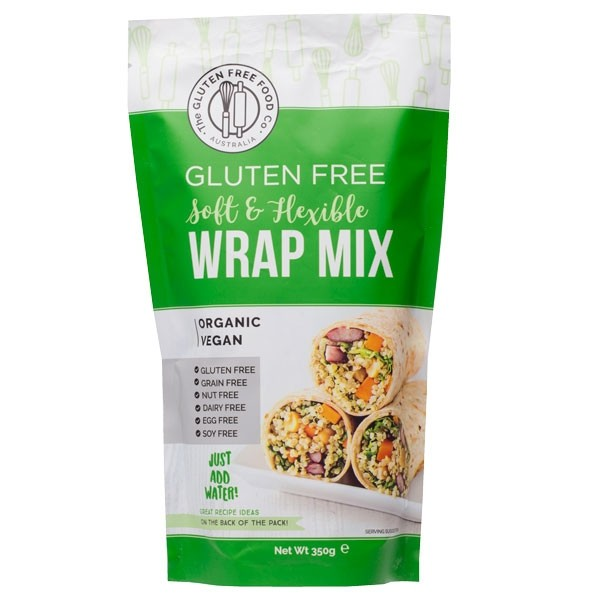 The Gluten Free Food Co Wrap Mix - 350g