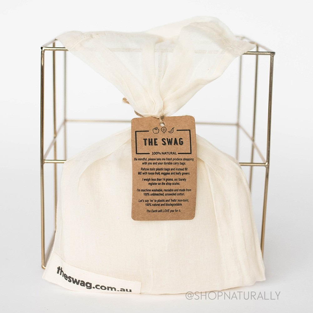 The Swag Produce Bag Set - 4 pack