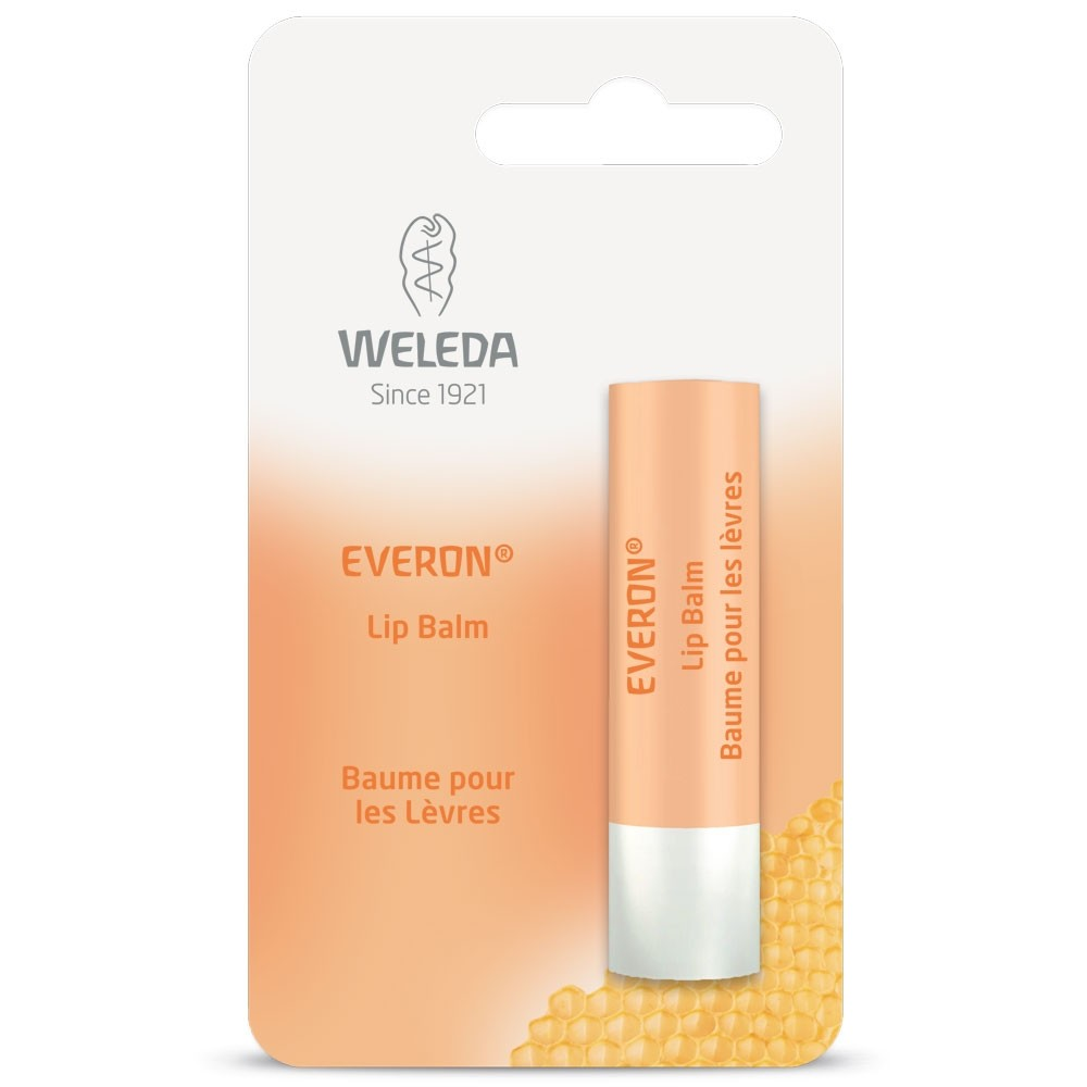 Weleda Everon Lip Balm - 4.8g