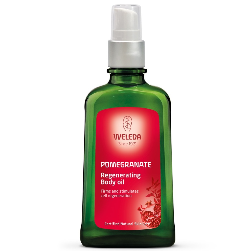 Weleda Pomegranate Regenerating Body Oil - 100ml