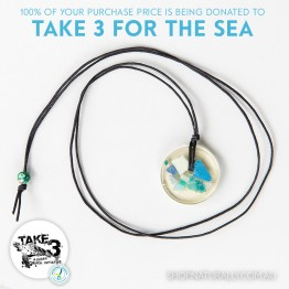 Take 3 Official Fundraising Pendant - Limited Edition 01 of 20