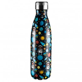 Avanti Stainless Steel Insulated Water Bottle / Flask - 500ml Space
