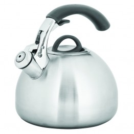 Avanti Varese Whistling Stainless Steel Kettle 2.5L