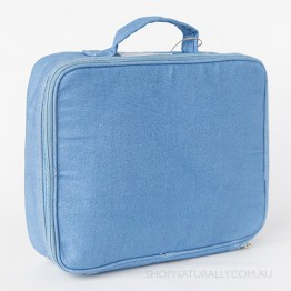 4MyEarth Insulated Lunch Bag - Denim