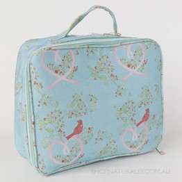 4MyEarth Insulated Lunch Bag - Love Birds