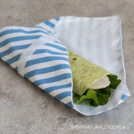 4MyEarth Sandwich Wrap - Denim Stripe