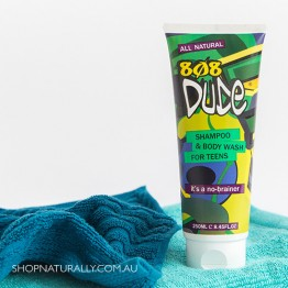 808 Dude Shampoo & Bodywash for Teens 250ml