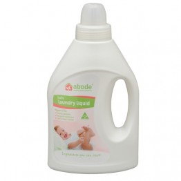 Abode Natural Baby Laundry Liquid - 1L Fragrance Free
