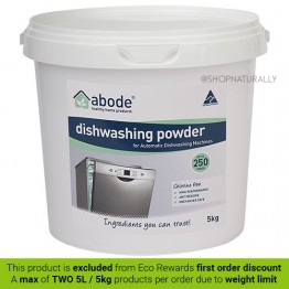 Abode Automatic Dishwashing Powder - 5kg