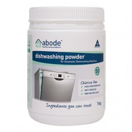 Abode Automatic Dishwashing Powder - 1kg