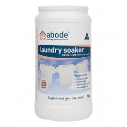 Abode Laundry Soaker - 1kg Sensitive