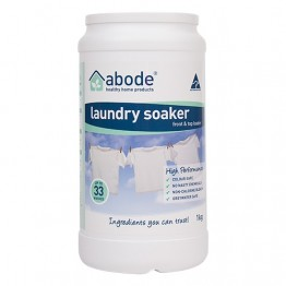Abode Laundry Soaker - 1kg High Performance