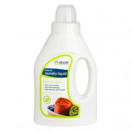 Abode Natural Laundry Liquid - 1L Eucalyptus