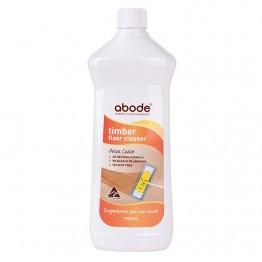 Abode Natural Timber Floor Cleaner - 750ml Atlas Cedar