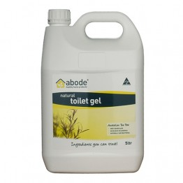 Abode Natural Toilet Cleaner Gel - 5 litres Tea Tree