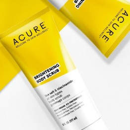Acure Brightening Body Scrub - 177ml