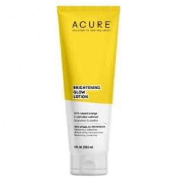 Acure Brightening Glow Body Lotion - 236.5ml